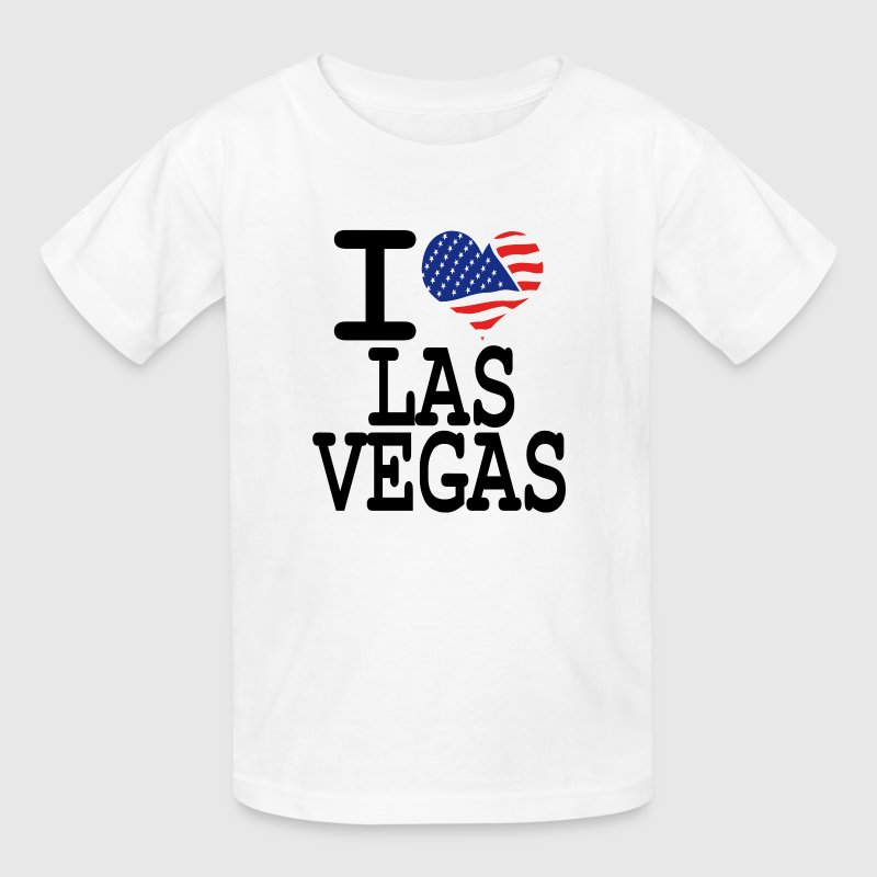 i love las vegas - Kids' T-Shirt