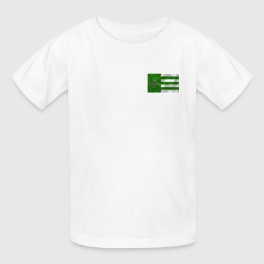 Puerto Rico Flag Coqui A Little Piece of Puerto Rico - Kids' T-Shirt