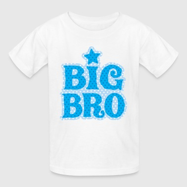 Gladditudes Big Bro DD - Kids' T-Shirt