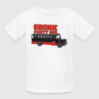 Rob Gronkowski Gronk Party Bus - Kids' T-Shirt