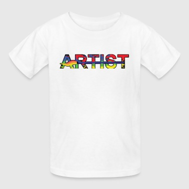 Artist,Art.Paint,Drawing,Art Teacher,T-shirt - Kids' T-Shirt