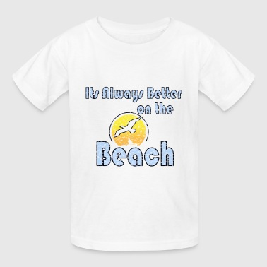 The Beach - Kids' T-Shirt