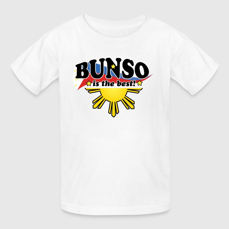 Funny Damit Bunso is Best - Kids' T-Shirt