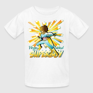VI-Superboy - Kids' T-Shirt