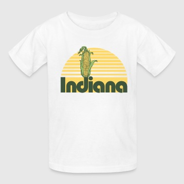 Indiana Corn - Kids' T-Shirt