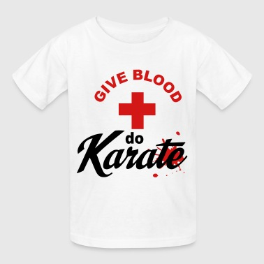 karate - Kids' T-Shirt