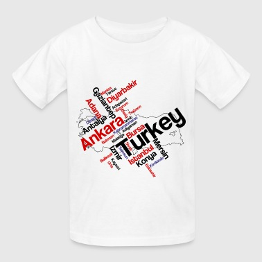 Turkey - Kids' T-Shirt