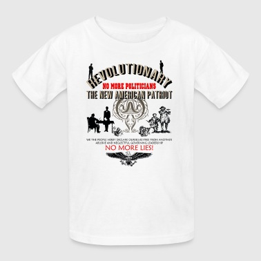 Revolutionary - Kids' T-Shirt