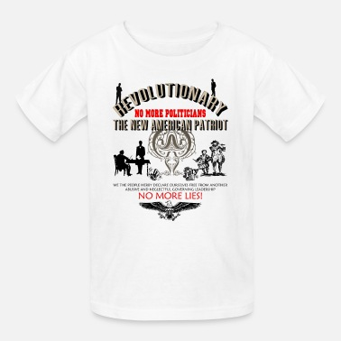 Revolutionary Revolutionary - Kids' T-Shirt
