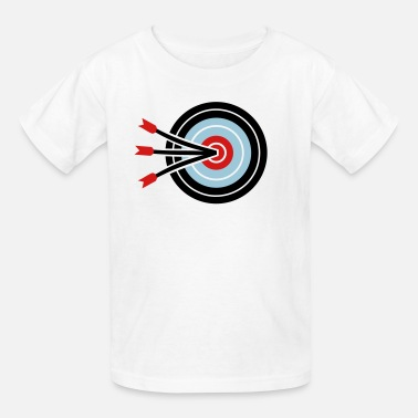 Archery Shooting Archery - Kids' T-Shirt