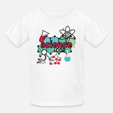Science Student Science student,science school  teacher T shirt - Kids' T-Shirt