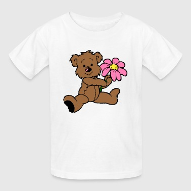 teddy - Kids' T-Shirt