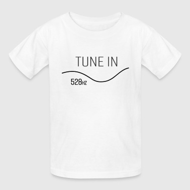 Tune in - Kids' T-Shirt