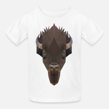 Bison Bison Bison - Kids' T-Shirt