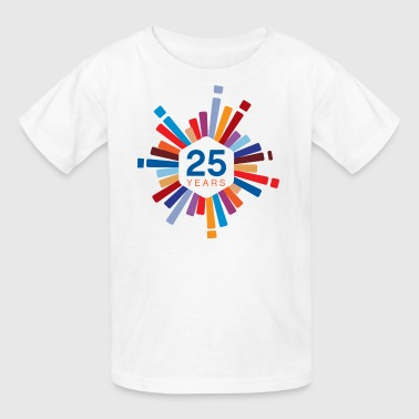 25 Years 25 years - Kids' T-Shirt