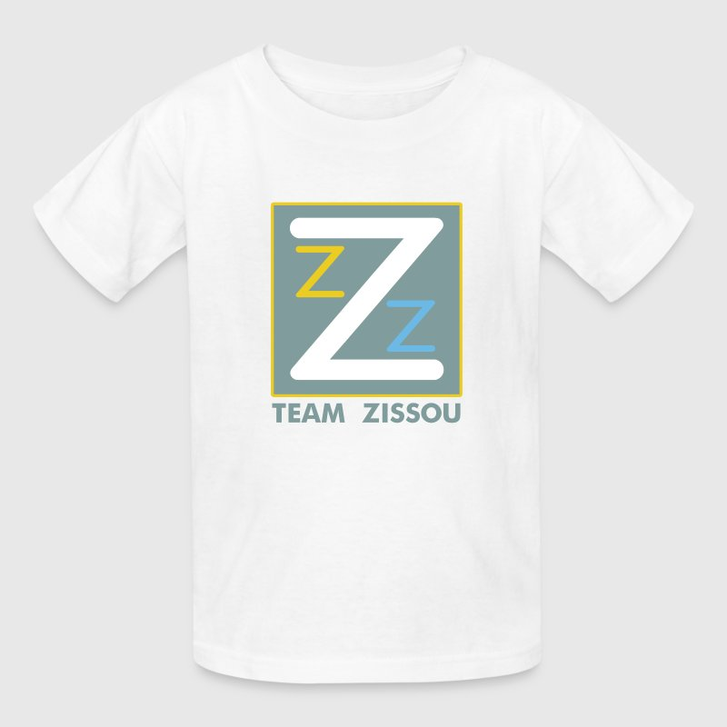 Team Zissou Logo - Kids' T-Shirt