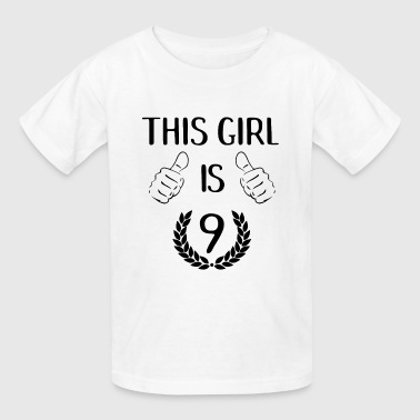 9 Birthday Gift Ideas This Girl Is Nine Years Old Idea