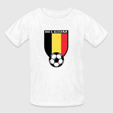 European Football Championship 2016 Belgium - Kids' T-Shirt