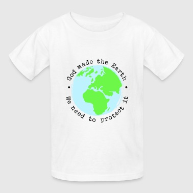 The Perfect Creation Protect God's Creation - Kids' T-Shirt