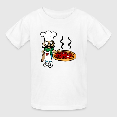pizza - Kids' T-Shirt