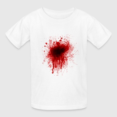 Blood Splatter - Kids' T-Shirt