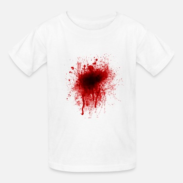 Blood Splatter Blood Splatter - Kids' T-Shirt