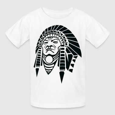Native American - Kids' T-Shirt
