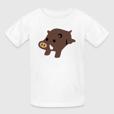 Boar  - Kids' T-Shirt