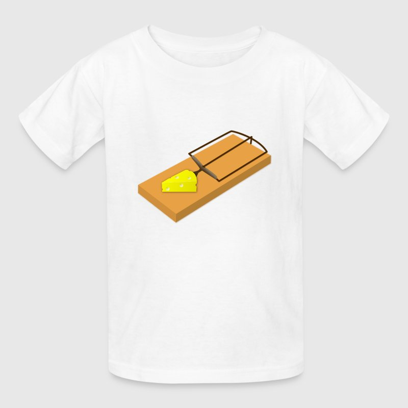 Mouse Trap - Kids' T-Shirt