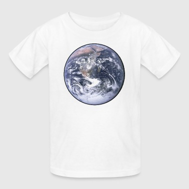 Earth - Planet - The World - Mother Earth - Kids' T-Shirt