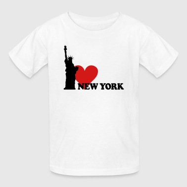 I LOVE NEW YORK - Kids' T-Shirt