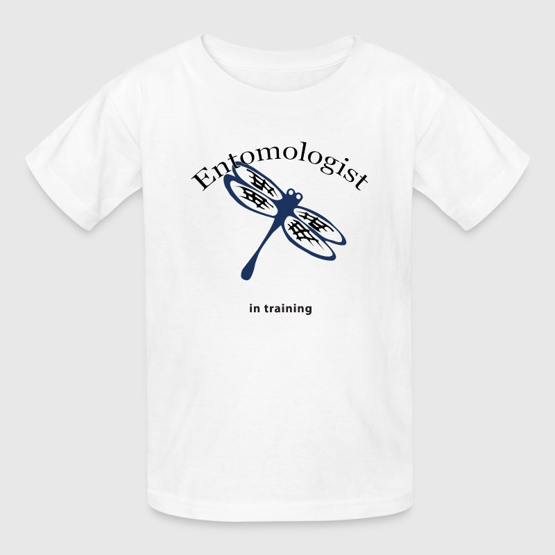 Entomologist in Training - Kids' T-Shirt