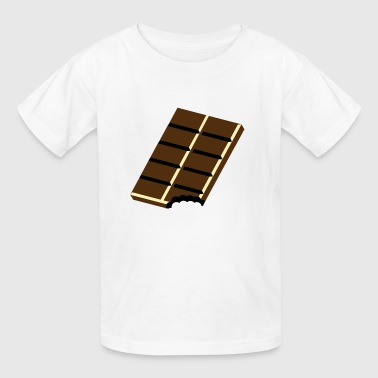 A chocolate bar - Kids' T-Shirt