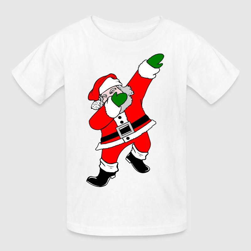 Dab Santa Claus - Kids' T-Shirt