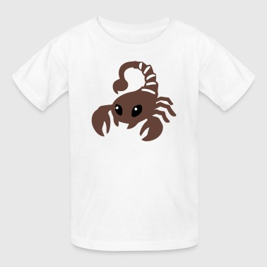 Scorpion - Kids' T-Shirt