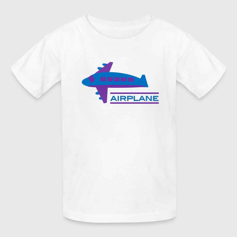 Airplane - Kids' T-Shirt