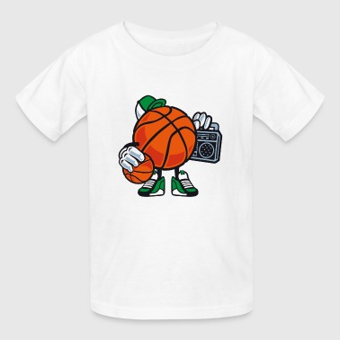 Street Basketball - Kids' T-Shirt