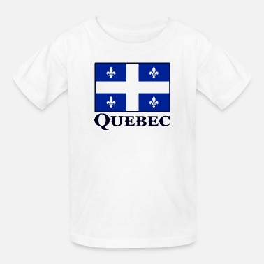 Montreal French Canada quebec - Kids' T-Shirt