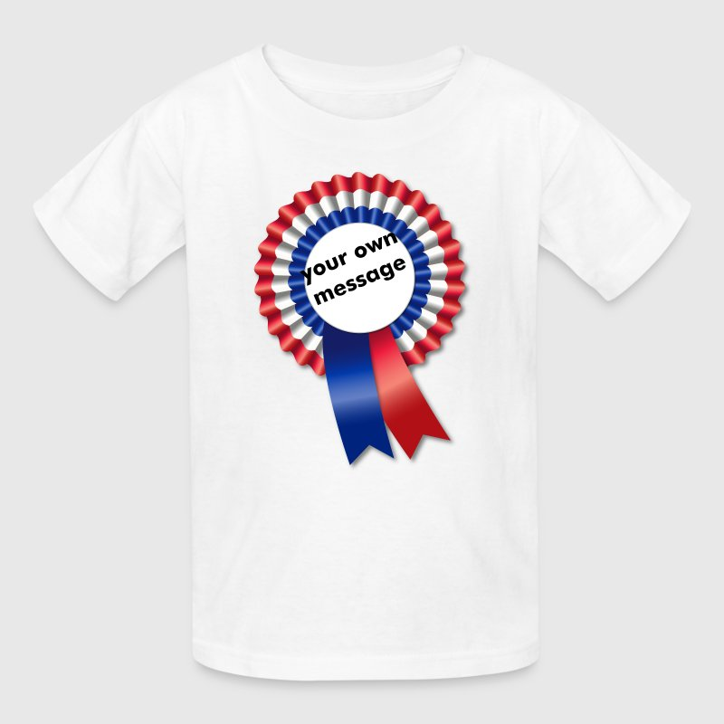 Tri-Color Rosette and Ribbon Template by TheDorkLord | Spreadshirt
