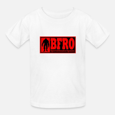 Bfro BFRO red - Kids' T-Shirt