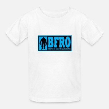 Bfro BFRO blue - Kids' T-Shirt