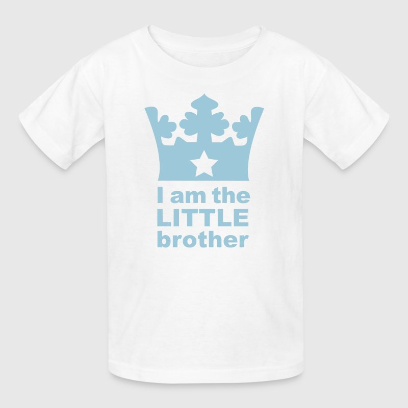 I am the little Brother - Kids' T-Shirt