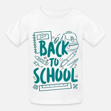 """back To School"" Back to School - Kids' T-Shirt"