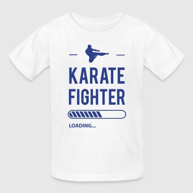 Karate Fighter Karate Fighter Loading - Kids' T-Shirt