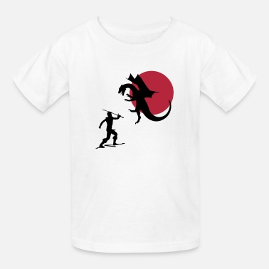 Dragon Artwork Dragon  - Kids' T-Shirt