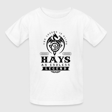 HAYS - Kids' T-Shirt