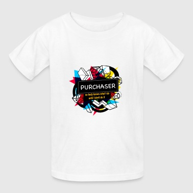 Purchaser PURCHASER - Kids' T-Shirt