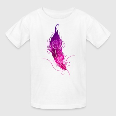 feather - Kids' T-Shirt