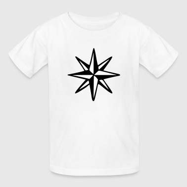 Wind Rose - Kids' T-Shirt