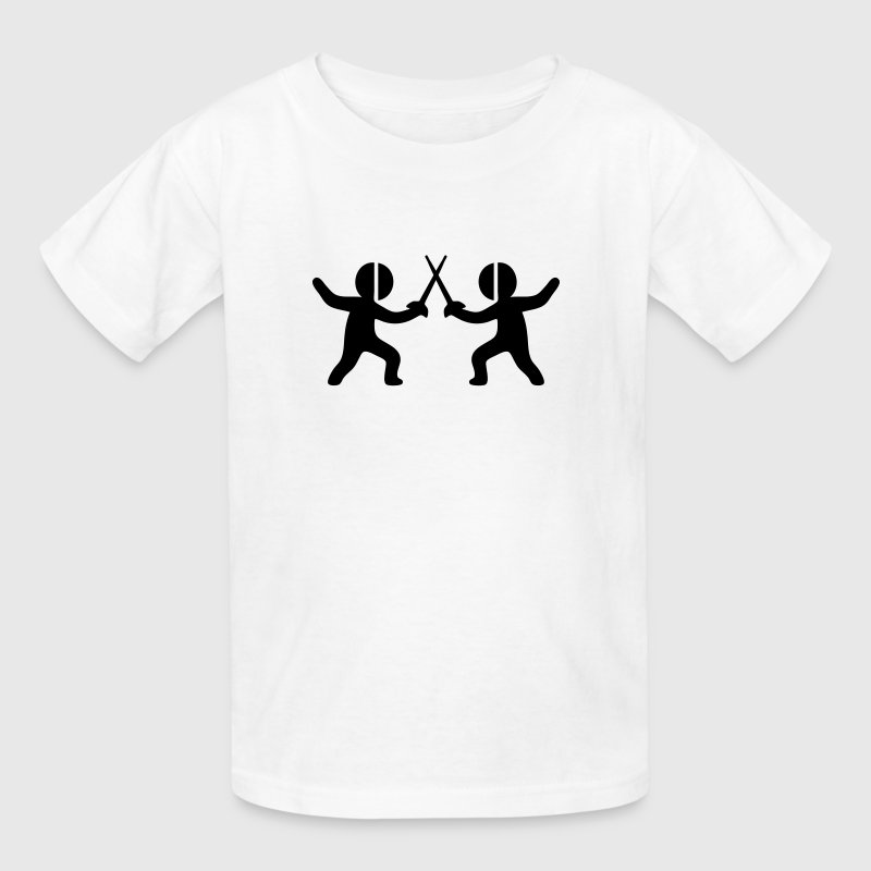 Fencing (Sword Fighting Sport) - Kids' T-Shirt